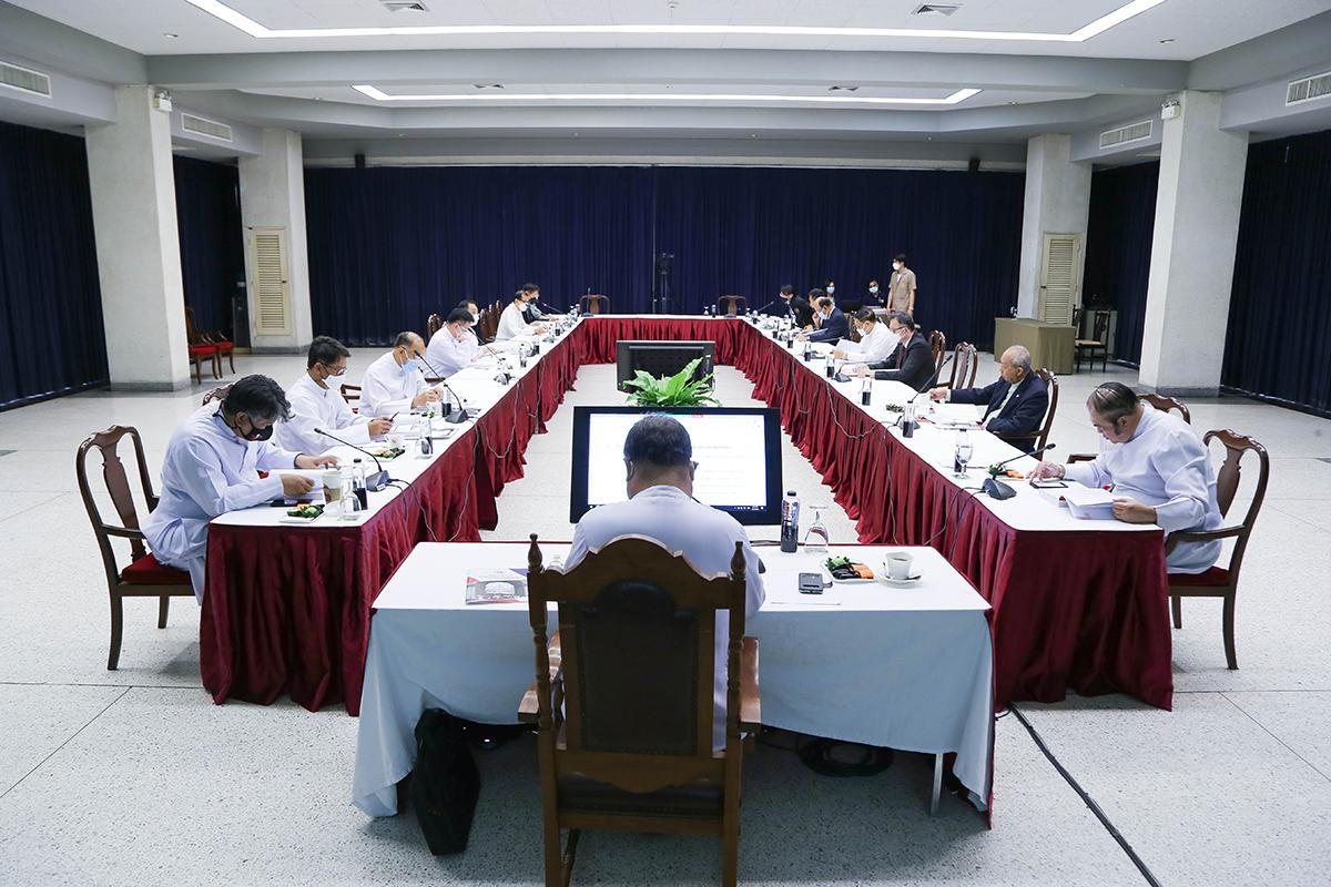 AU Council Meeting