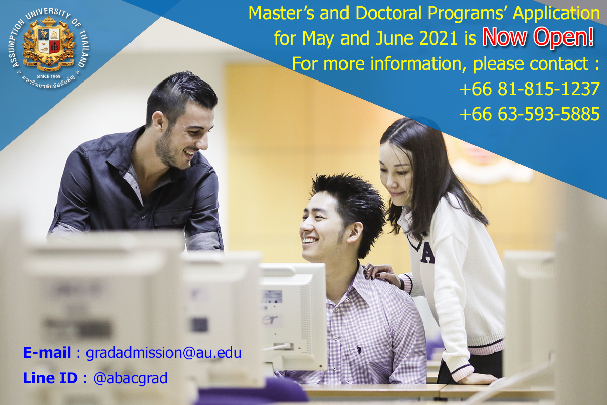 Master and Doctoral Programs